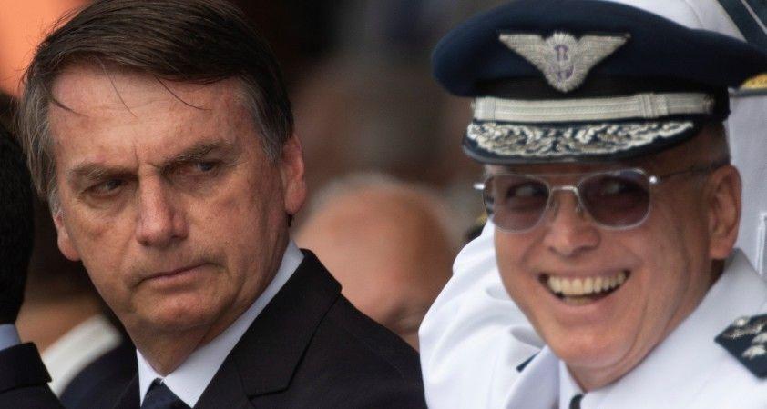 Brezilya'da Kara, Deniz ve Hava Kuvvetleri Komutanları görevden alındı
