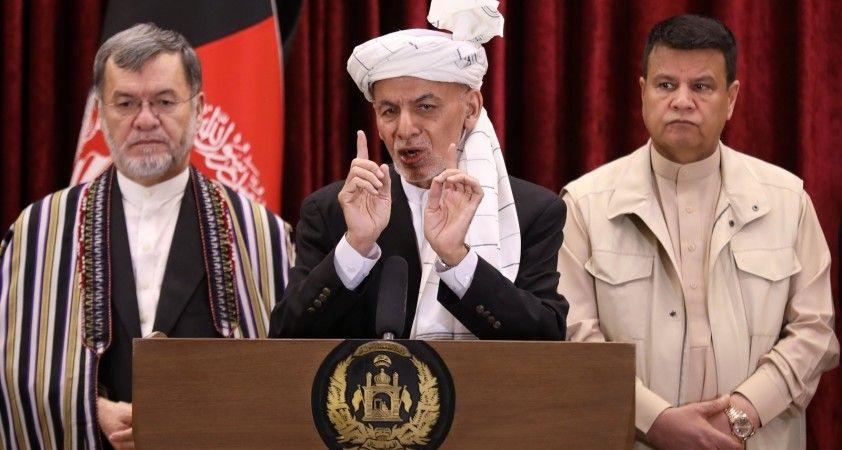 Afganistan Cumhurbaşkanı Gani ve ailesinin BAE'de olduğu açıklandı
