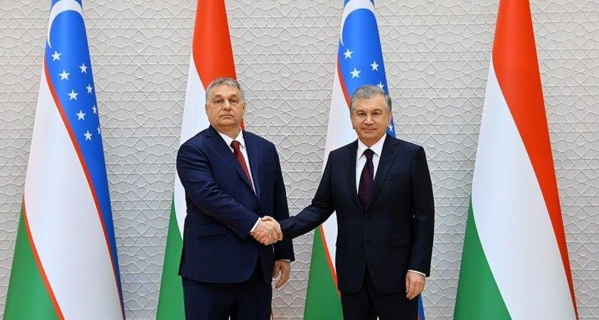 Özbekistan Cumhurbaşkanı Mirziyoyev: