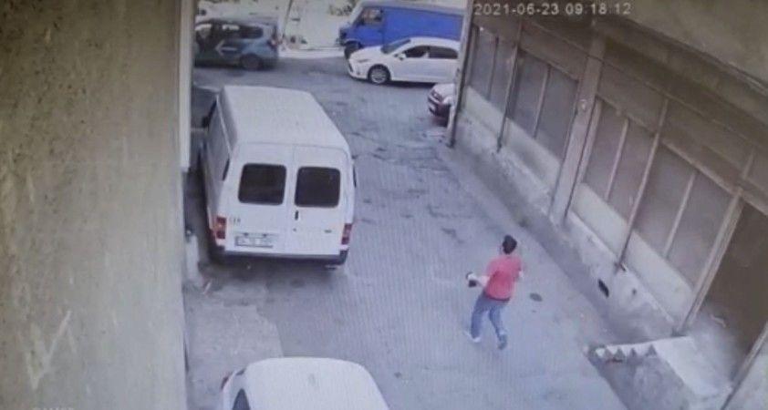 Fransa'nın Ankara Büyükelçi Yardımcısının aracına saldıran hırsız yakalandı