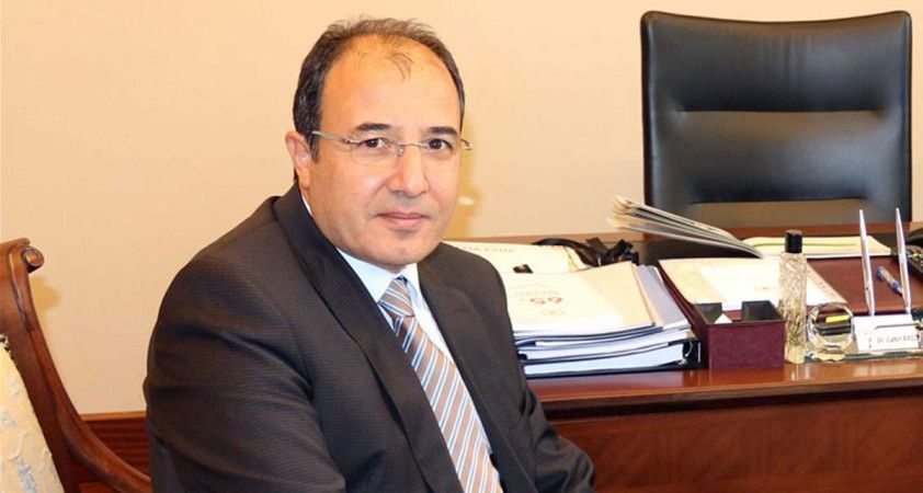 Bakü Büyükelçiliği'ne atanan Bağcı, Cumhurbaşkanı Aliyev'e güven mektubunu sundu