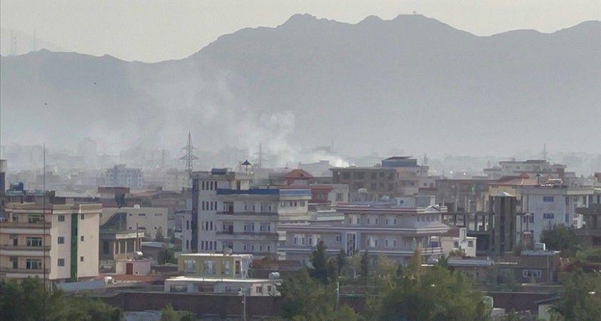 Afganistan'ın başkenti Kabil'de havalimanı yakınında şiddetli patlama meydana geldi