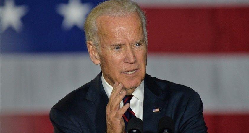 ABD Başkanı Biden Afganistan'daki tahliye sürecini 31 Ağustos'tan sonraya uzatmayacak
