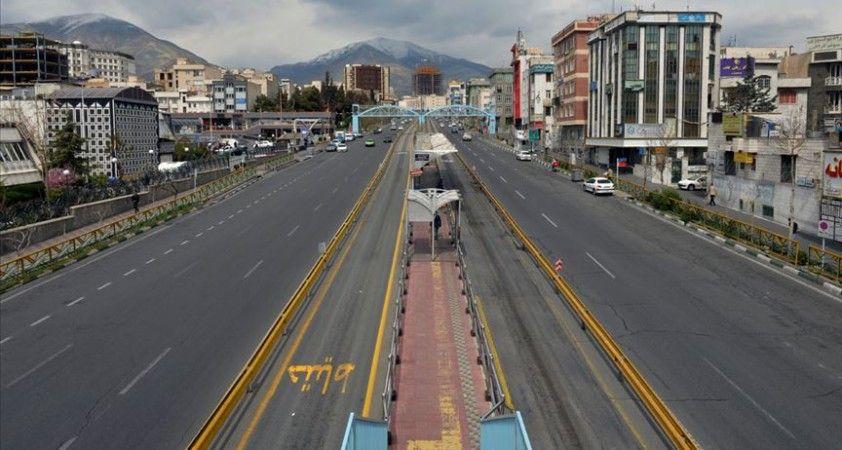 Koronavirüs tedbirleri kapsamında Tahran'dan eyalet dışına çıkışlar yasaklandı