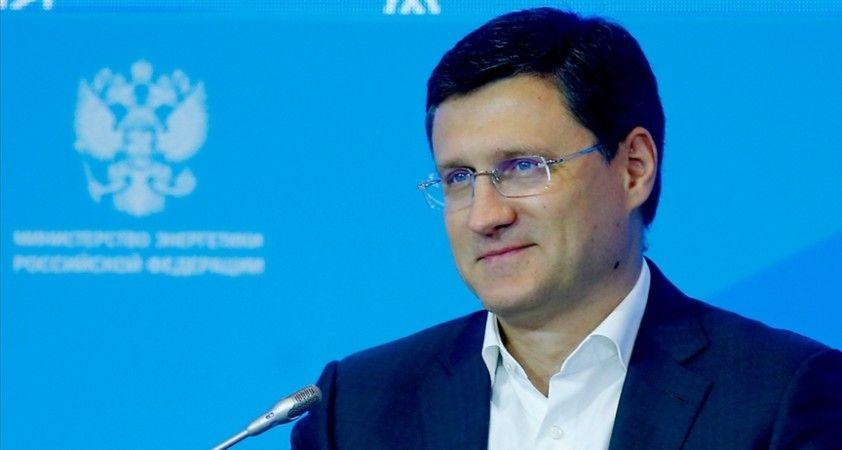 Rusya Başbakan Yardımcısı Novak: Türkiye, Rusya için önemli bir ortak