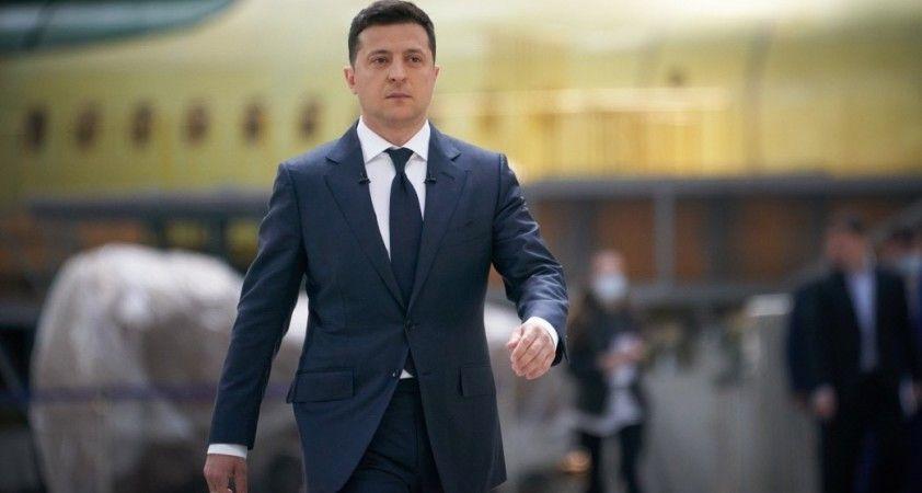 """Zelenskiy: """"Putin'le yakın zamanda buluşacağız"""""""