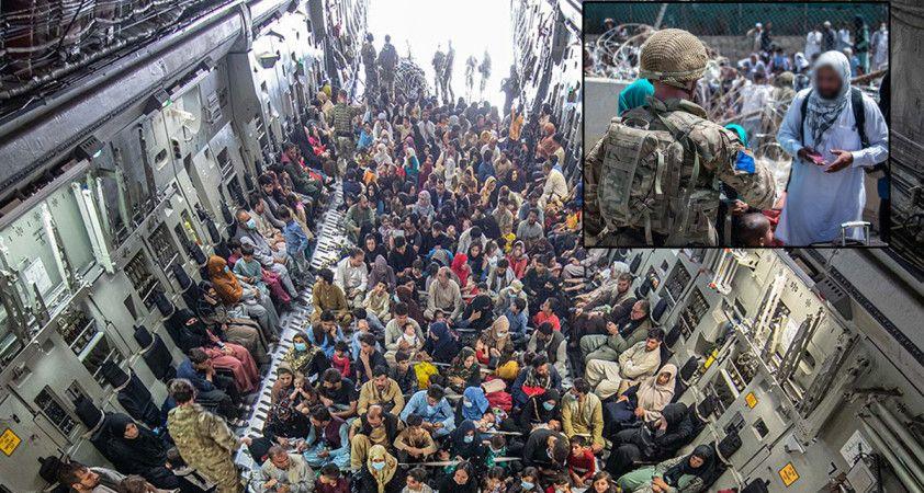 İngiltere Savunma Bakanlığı: 'Afganistan'dan yapılan tahliyelerde son aşamaya gelindi'
