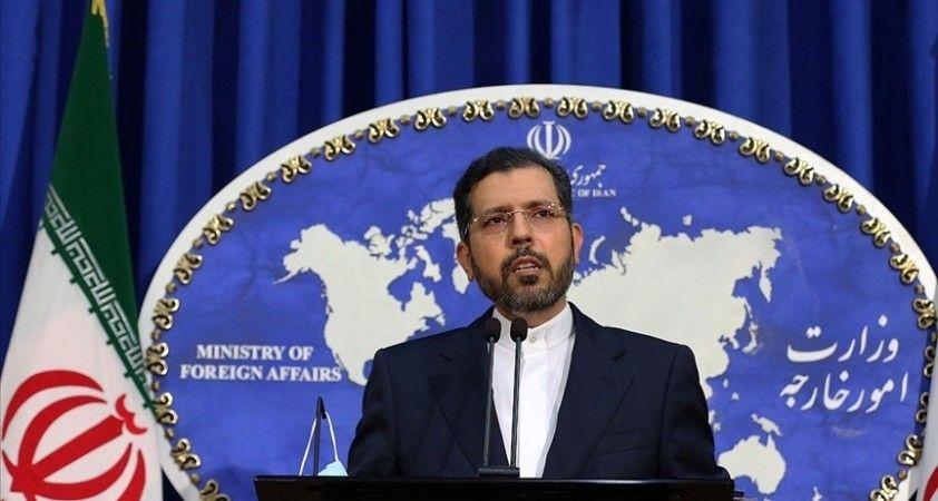 İran: Viyana toplantılarında ilerleme sağlandı ve kalan önemli konulara geçildi