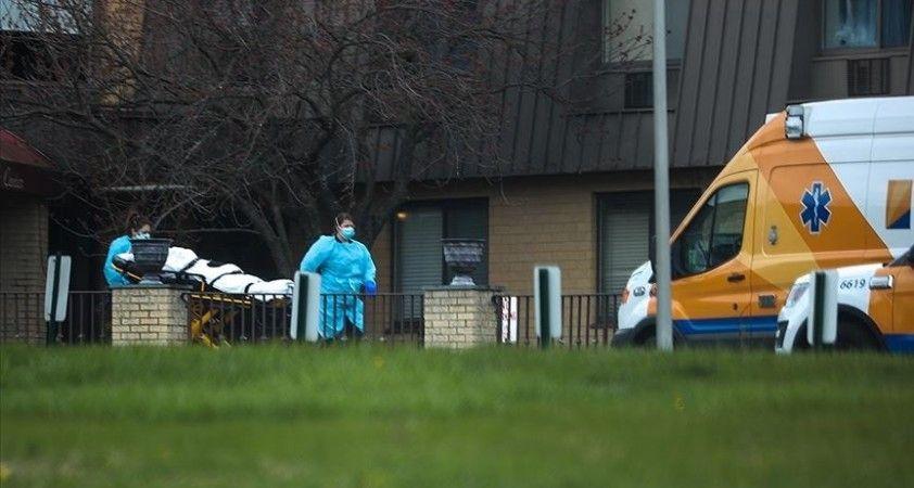 ABD'de son 24 saatte 286 kişi Kovid-19 nedeniyle hayatını kaybetti