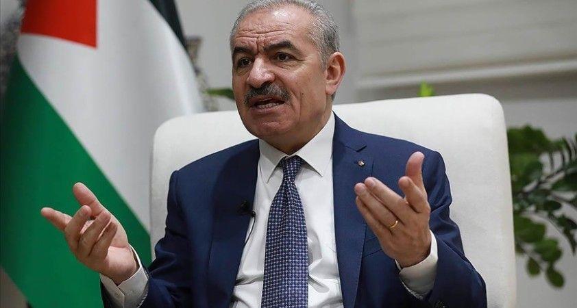 Filistin Başbakanı Iştiyye'den İsrail Başbakanı Bennett'in hayırlarına tepki