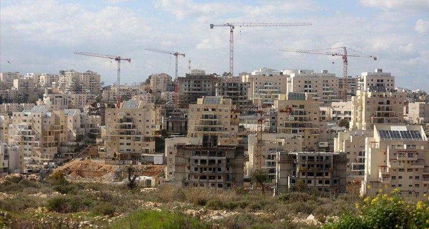 Filistin, ABD ve uluslararası toplumu İsrail'in yerleşim yerleri inşasını durdurması için tutum almaya çağırdı