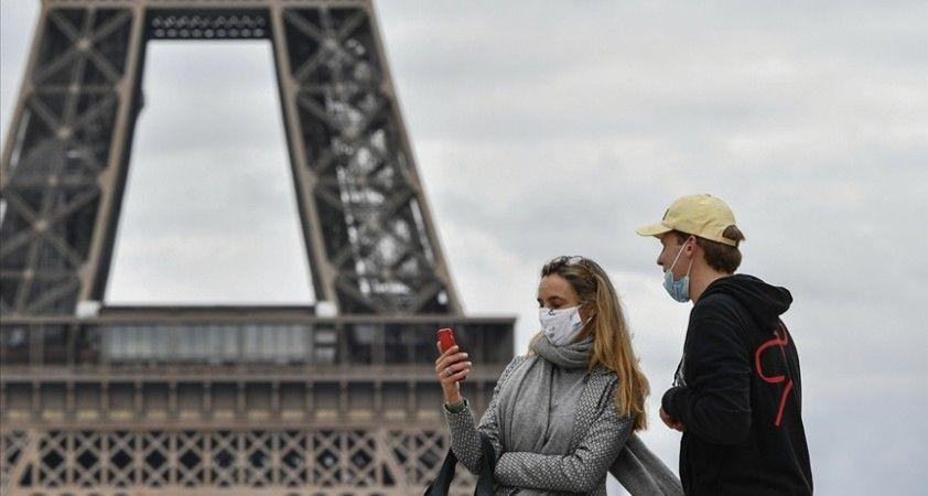 Fransa'da Kovid-19 nedeniyle son 24 saatte 297 kişi hayatını kaybetti