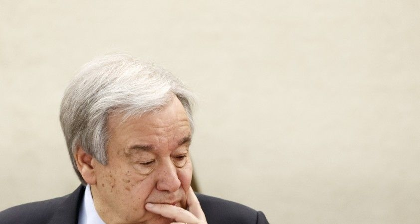 """BM Genel Sekreteri Guterres: """"Yemen, kıtlık tehlikesi ile karşı karşıya"""""""