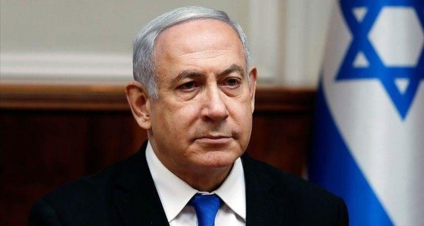 Seçim öncesi Netanyahu'dan İsrail vatandaşı Filistinlilere 'yeni dönem' vaadi