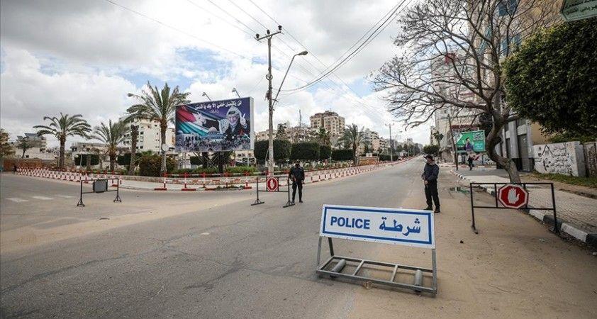 Gazze'de Kovid-19 önlemleri sıkılaştırıldı