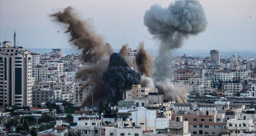 İsrail'in Gazze'ye düzenlediği saldırılar kültürel alanda 3,5 milyon dolar zarara yol açtı