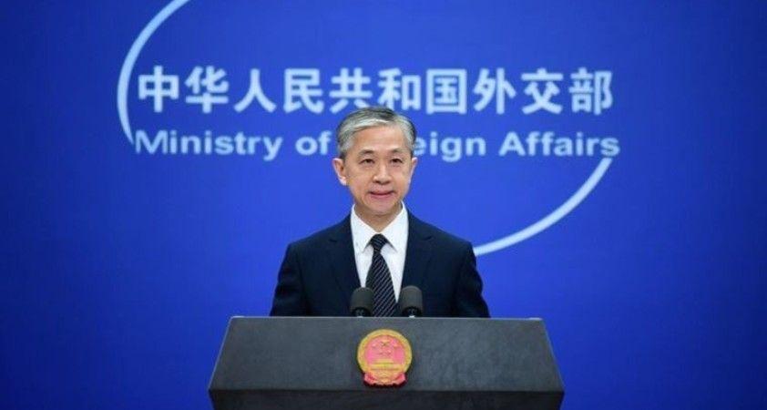 Taliban 'geçici hükümeti' açıklamıştı: Çin Dışişleri'nden açıklama geldi