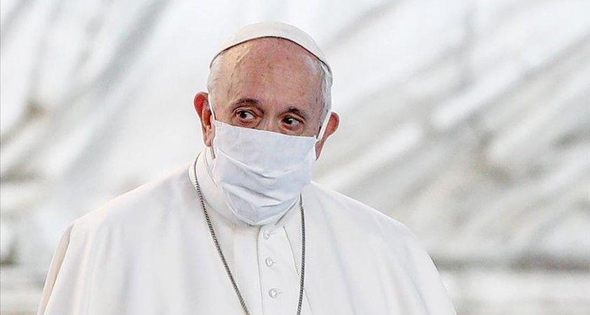 Papa Francis ABD Başkanlığına seçilen Biden'ı tebrik etti
