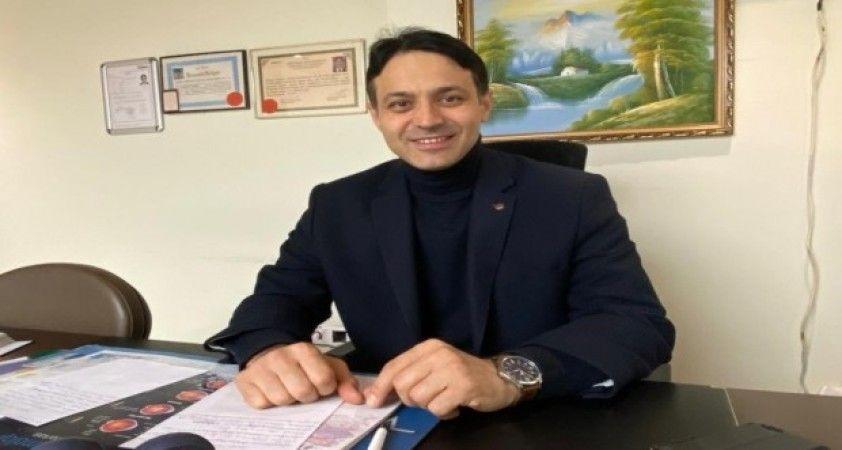 Prof. Dr. Özkırış'tan 'Evde kal' kampanyasına uyan vatandaşlara destek