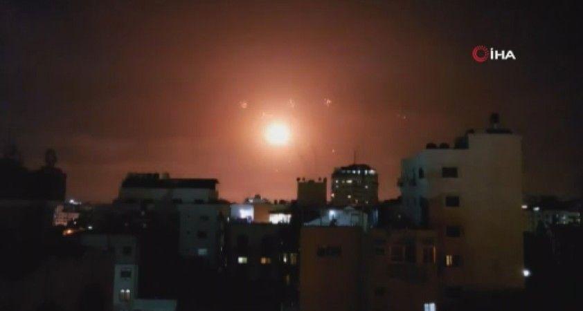 Gazze'deki İsrail saldırılarında 24 Filistinli öldü