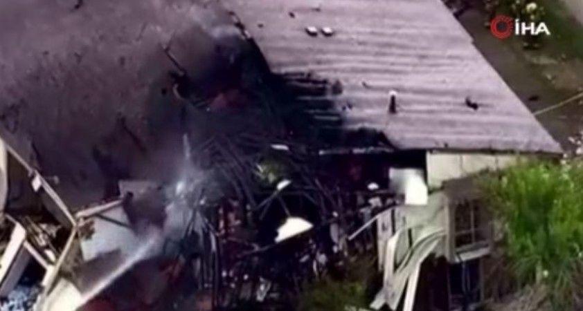 Texas'ta bir binada doğal gaz patlaması: 7 yaralı