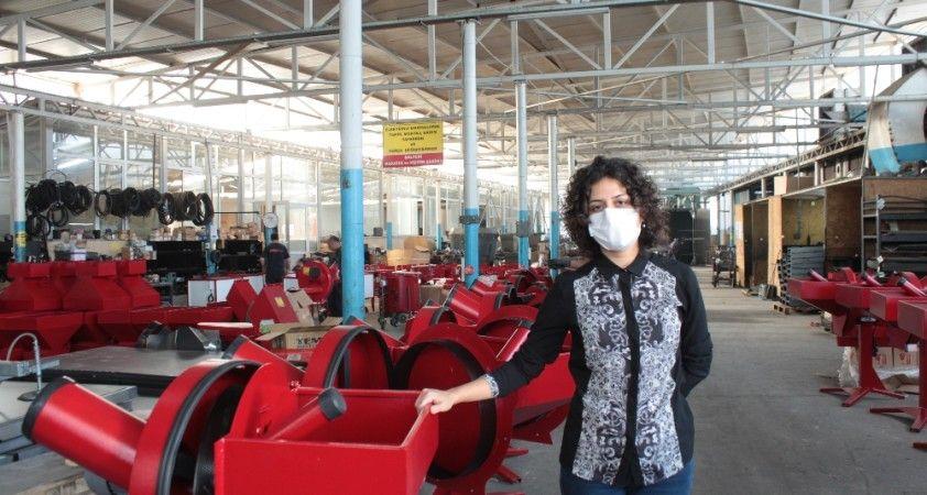 'Mersinli gelin'in ihracat başarısı