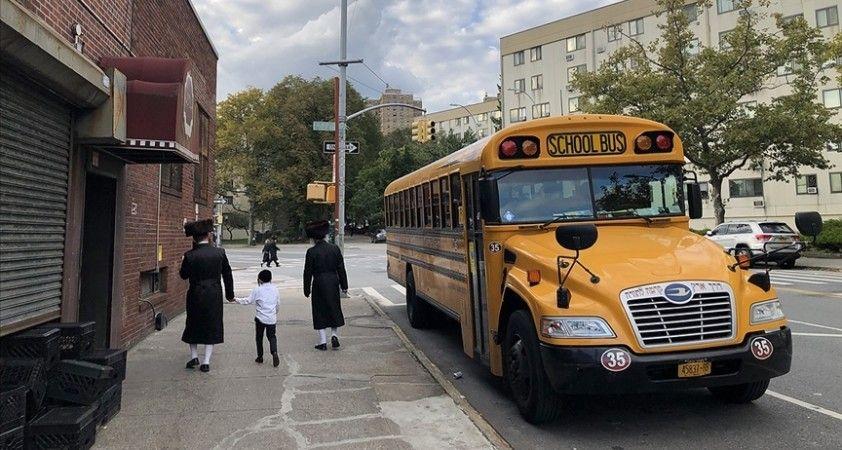 ABD'de halkın büyük bölümü okullarda maske ve aşı zorunluluğunu destekliyor