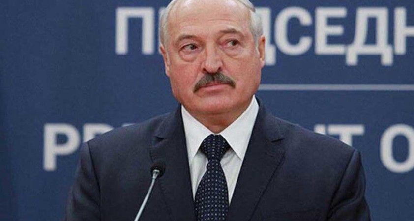 Lukaşenko: Belarus'ta iç savaş olmayacak