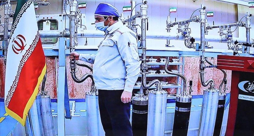 İran'da 10 kat fazla uranyum üretmek için faaliyete geçen Natanz Nükleer Tesisi'nde kaza