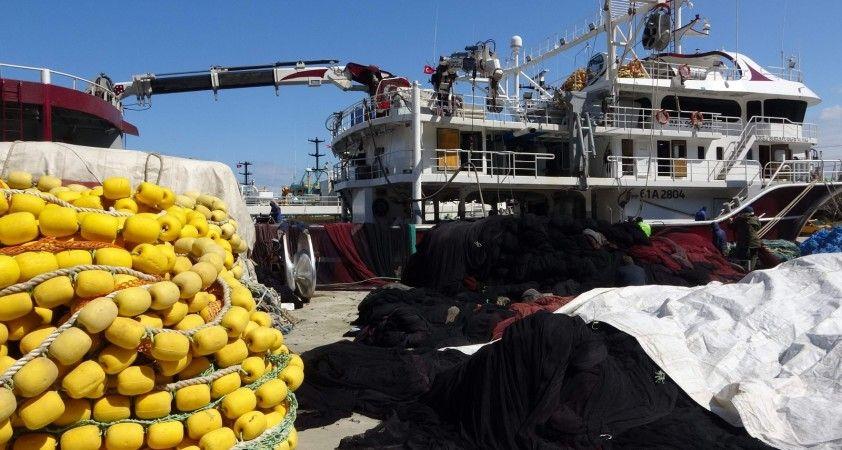 Trabzonlu balıkçılar erken