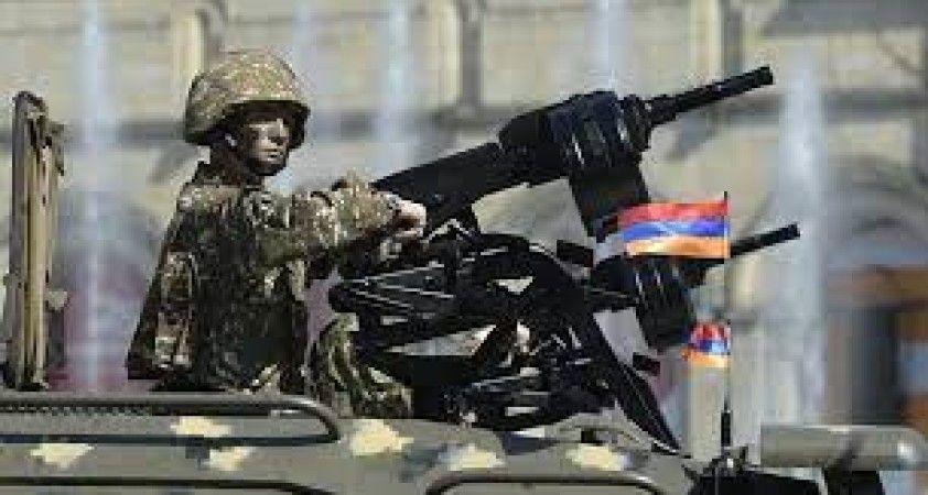 Ermenistan askerleri sınırda Azerbaycan askerlerine ateş açtı