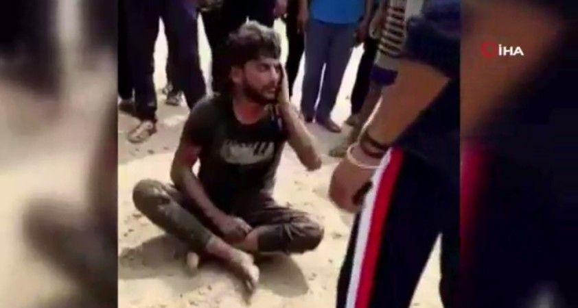 İnek eti taşıdığı iddia edilen Müslüman genç linç edildi