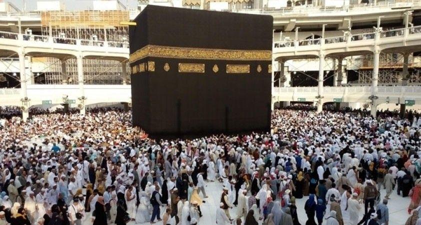 Suudi Arabistan'da Hac İzni olmadan kutsal alanlara girenlere 2 bin dolar para cezası verilecek