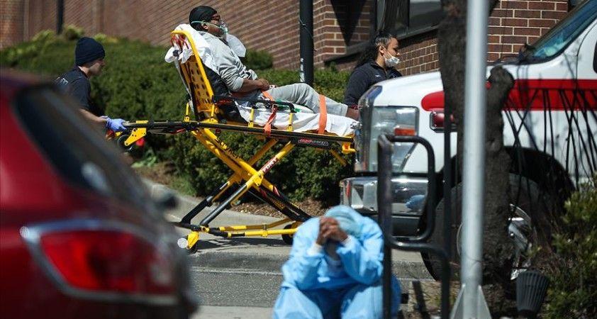 ABD'de Kovid-19'dan ölenlerin sayısı 251 bini aştı