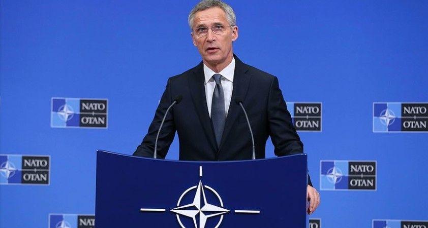 NATO Genel Sekreteri Stoltenberg, Türkiye'ye Kabil havaalanının güvenliğini sağlamaktaki rolü için teşekkür etti