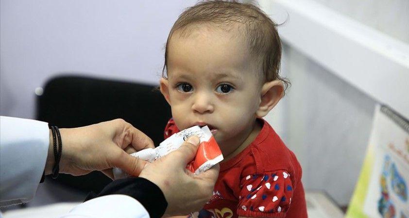 Yeryüzü Doktorları Yemen'deki en büyük sorunun açlık krizi olduğunu açıkladı