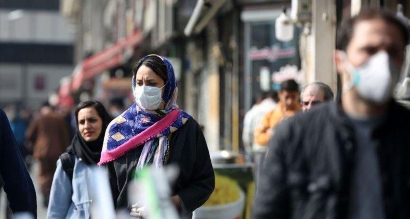 İran'da son 24 saatte Kovid-19'dan 67 kişi hayatını kaybetti