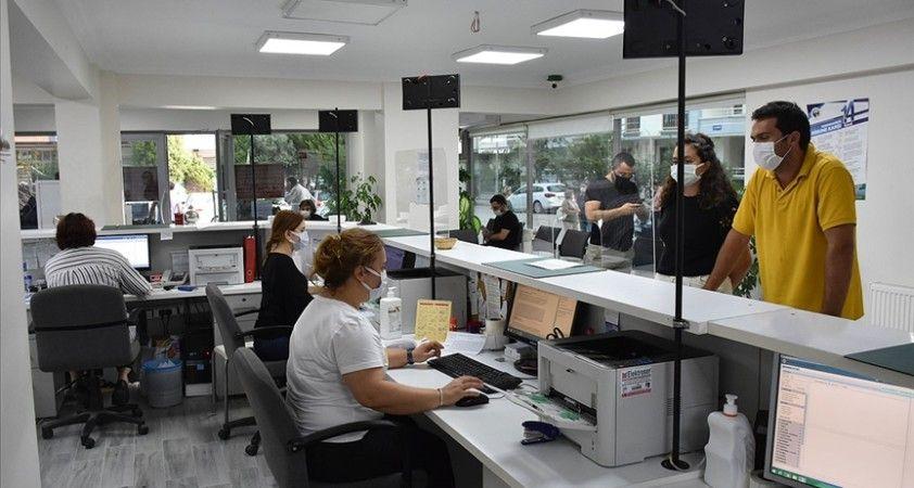 Noterlerde güvenli ödeme sistemiyle yapılan işlemlerin hacmi 921 milyon liraya ulaştı