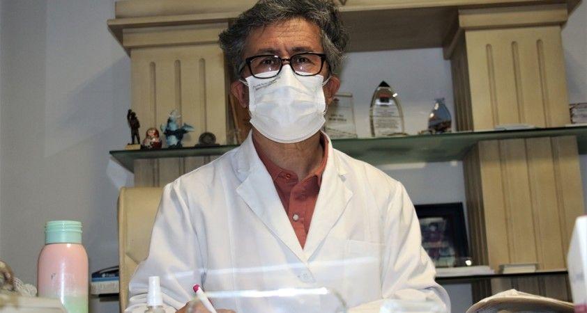 """Aşı gönüllüsü Prof. Dr. Demirer: """"Kendi antikoruma baktırdım, oldukça yüksek çıktı"""""""