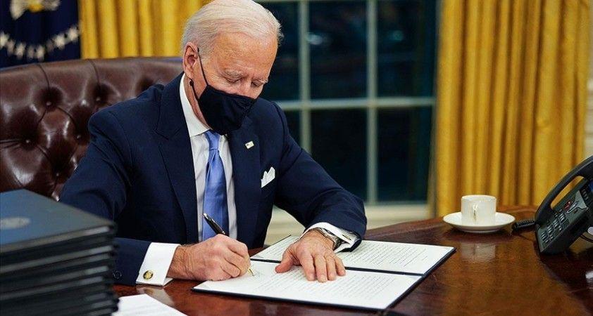 ABD Başkanı Biden rekabet gücünü artırmaya yönelik kararnameyi imzaladı