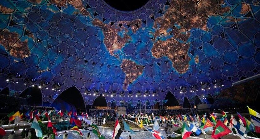 Expo 2020 Dubai başladı
