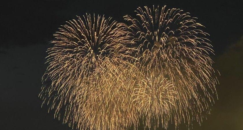 ABD'de Bağımsızlık Günü havai fişeklerle kutlandı