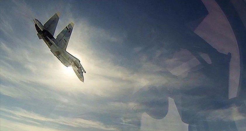 ABD, Rus uçaklarına Alaska yakınlarında önleme yaptı