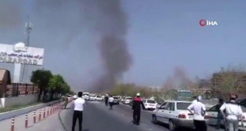 İran'da petrokimya tesisinde patlama: 1 ölü, 2 yaralı