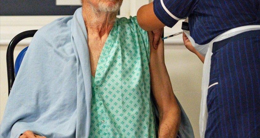 Peru'da 12 bin gönüllüye Kovid-19 aşısı yapıldı