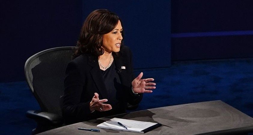 ABD'de başkanlık yarışının galibi Joe Biden'ın yardımcısı Kamala Harris kimdir?