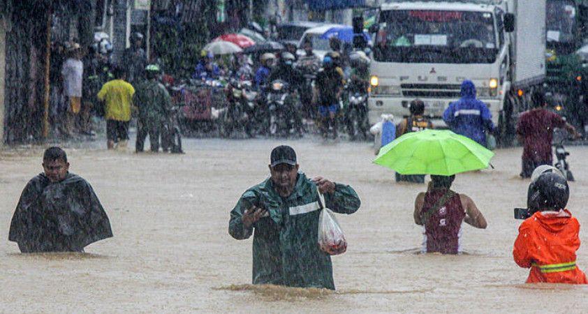 Filipinler'de Vamco Tayfunu bilançosu: 39 ölü