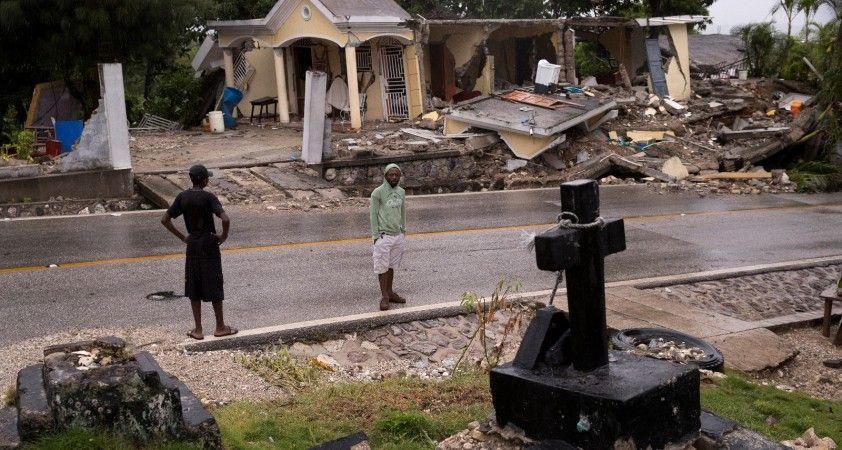 Haiti'deki depremde can kaybı bin 941'e yükseldi