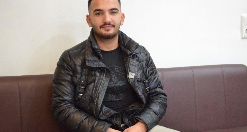 Viyana'da yaralanan kahraman Türk, dehşet anlarını anlattı