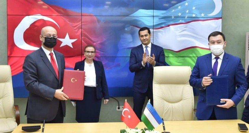 """""""Türkiye'nin Özbekistan'daki yatırımları 1 milyar dolar tutarında"""""""